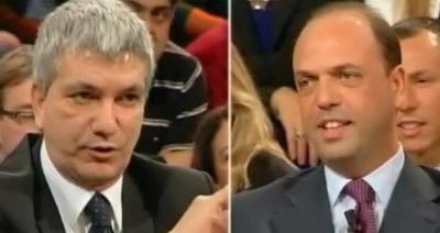 Su Alfano ha ragione Vendola. Ministro non più credibile, deve farsi da parte